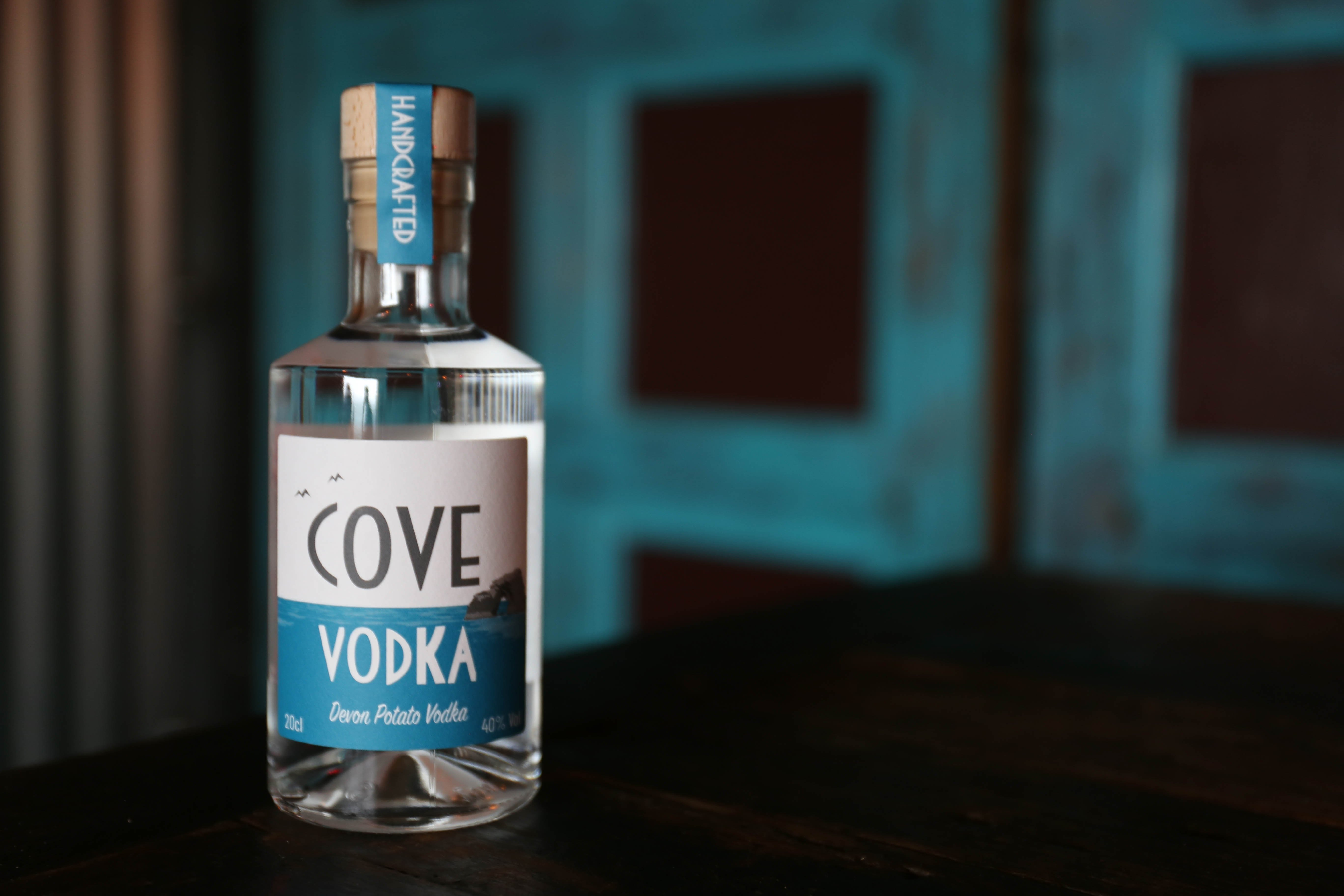Cove Vodka 20cl in The Cove