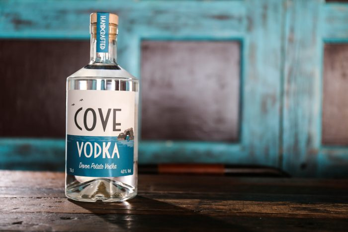 Cove Vodka 70cl at The Cove