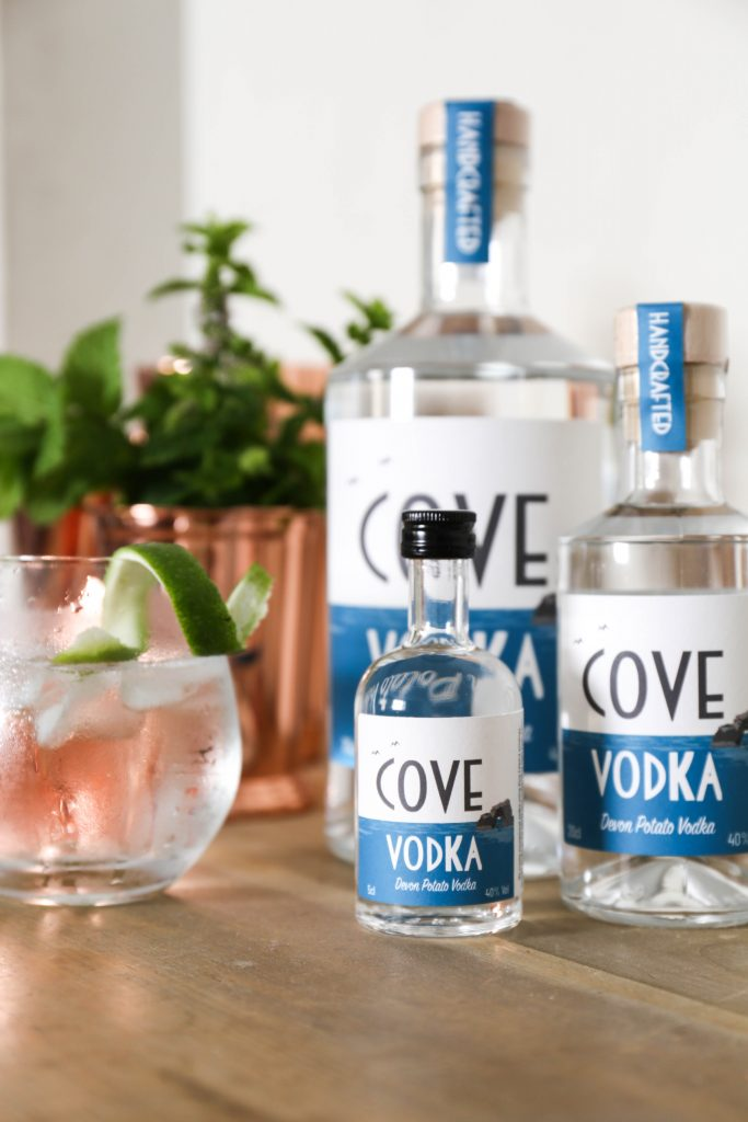 Cove Vodka Perfect Serve