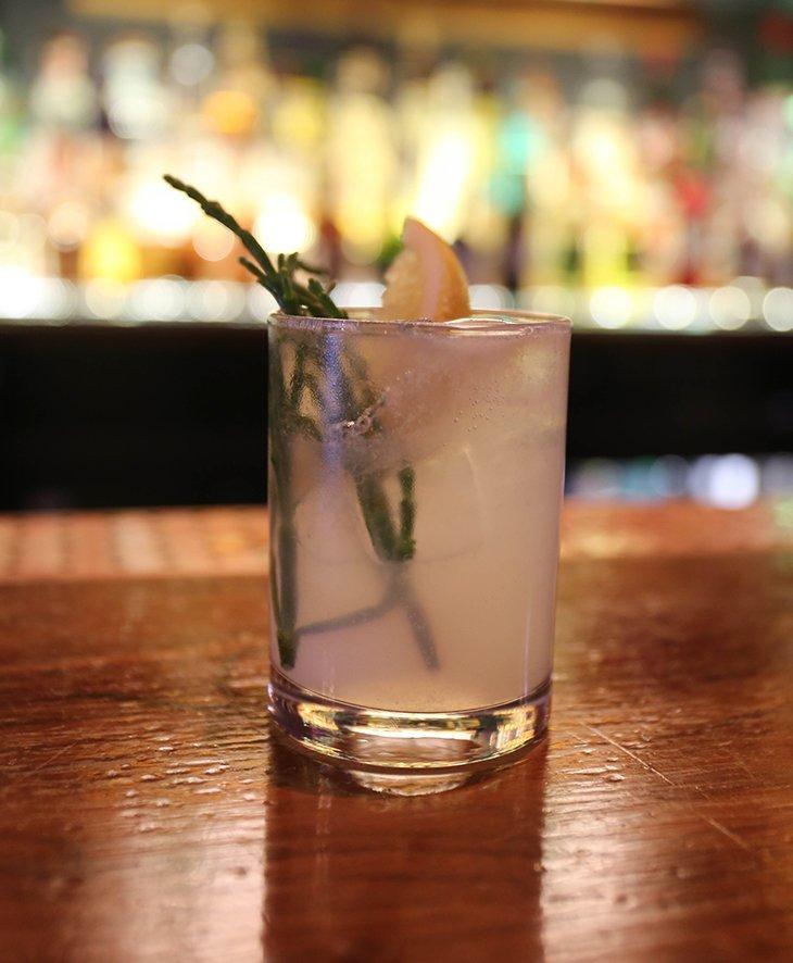 Cove Vodka Collins Cocktail