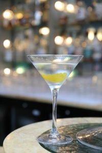 Classic Martini Cove Vodka Cocktail