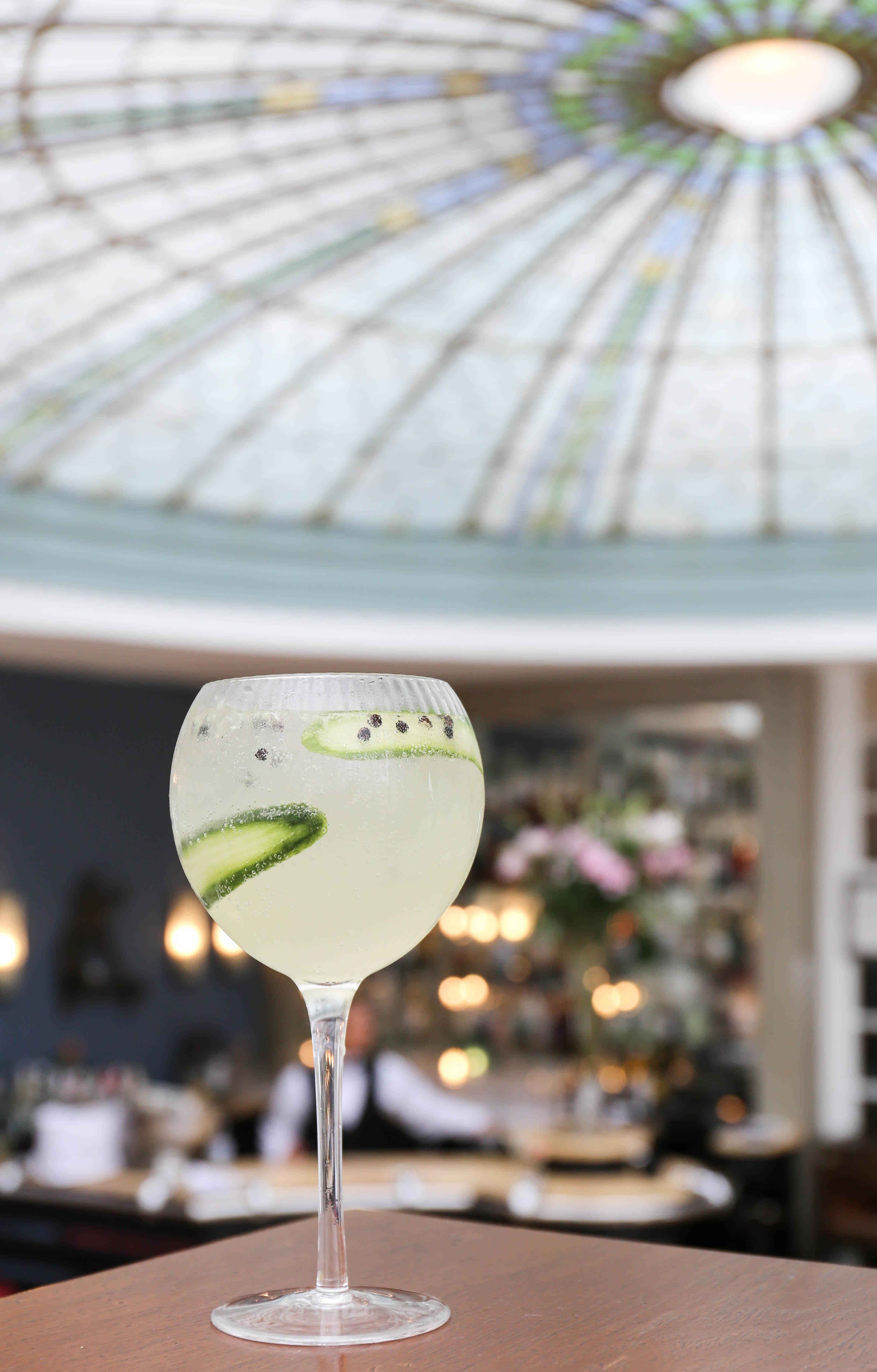 Royal Fizz Cove Vodka Cocktail