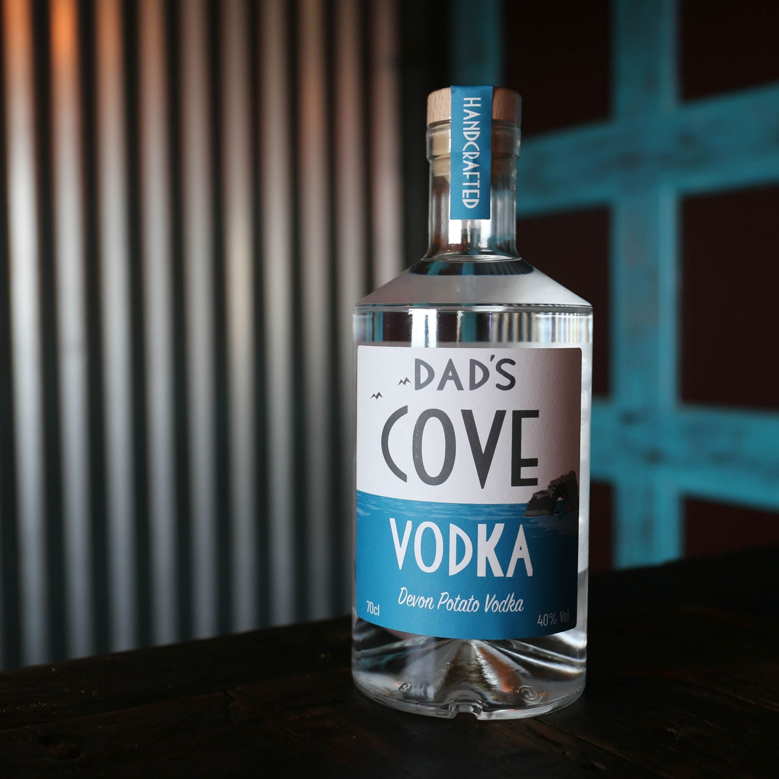 Father's Day Gift - Cove Vodka