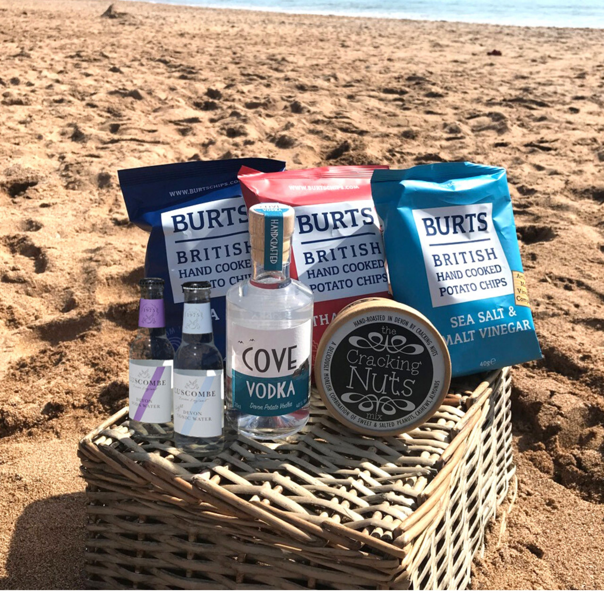 Luxury Devon Picnic Pack