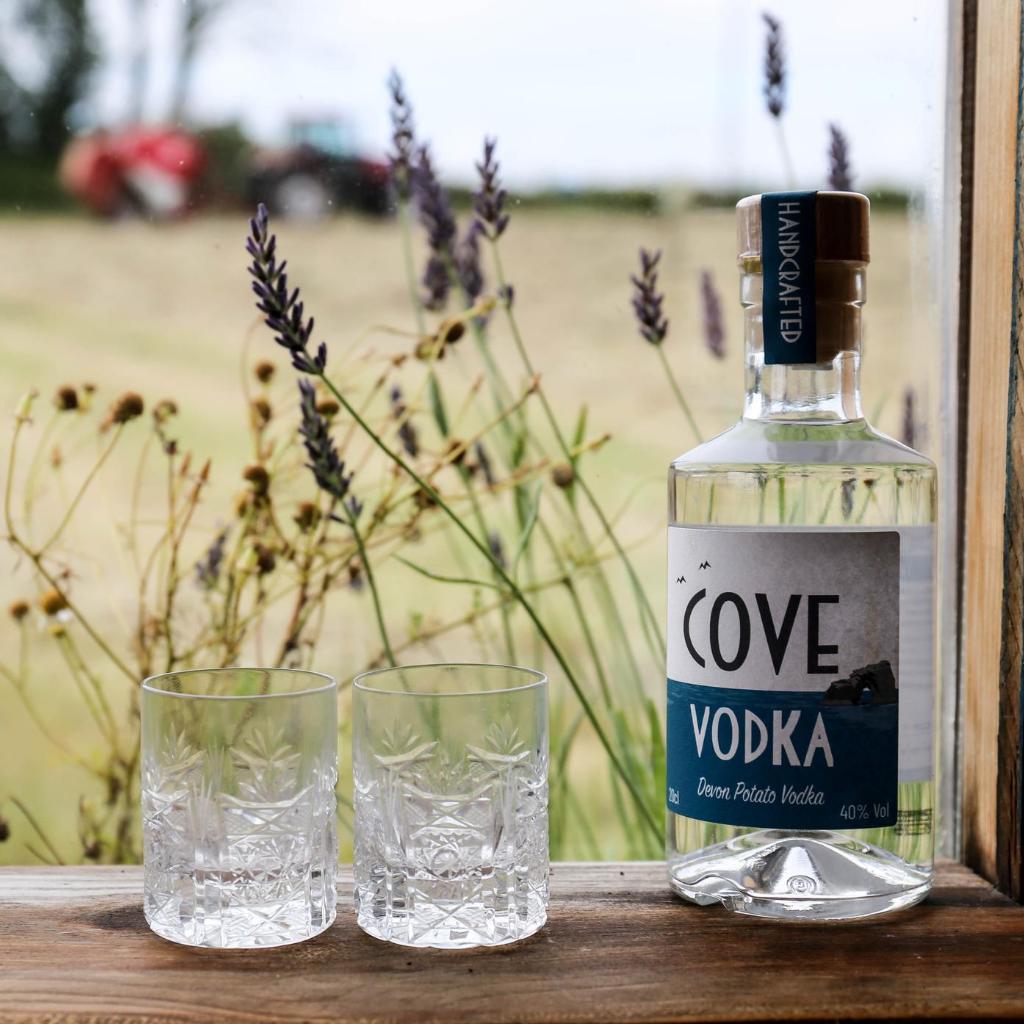 20cl Devon Cove Vodka