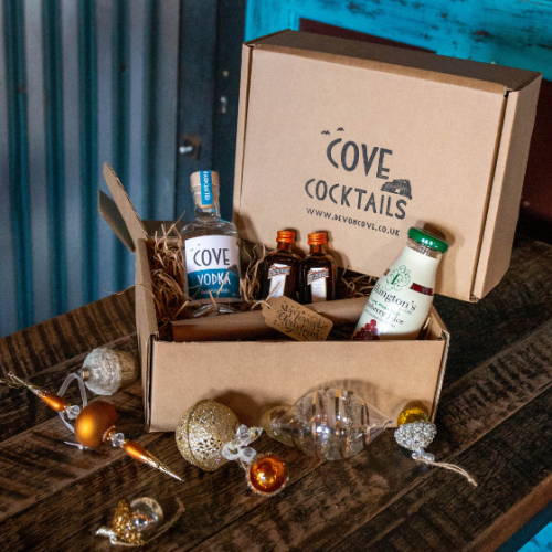 Cove Vodka Cocktail Kit
