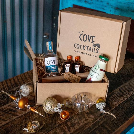 Cove Vodka Cocktail Kit