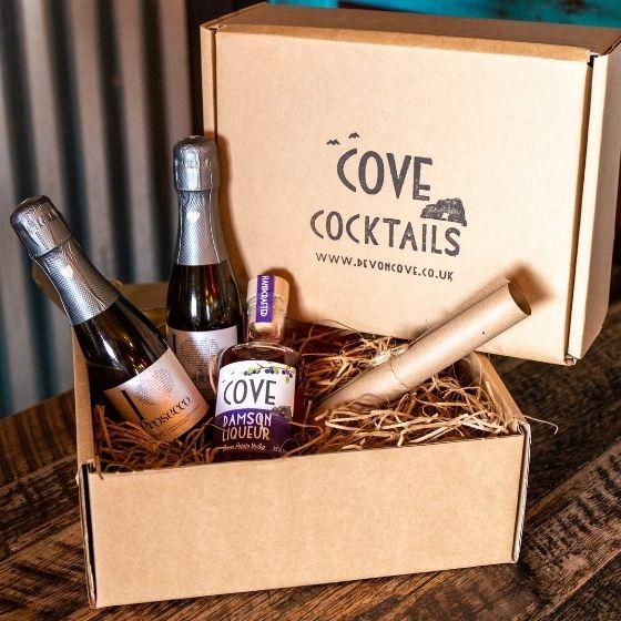 Devon Cove - Cove Royale Prosecco Cocktail Kit