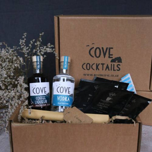 Devon Cove Vodka Espresso Martini Cocktail Kit Large