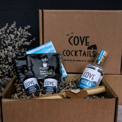 Devon Cove Vodka Espresso Martini Kit