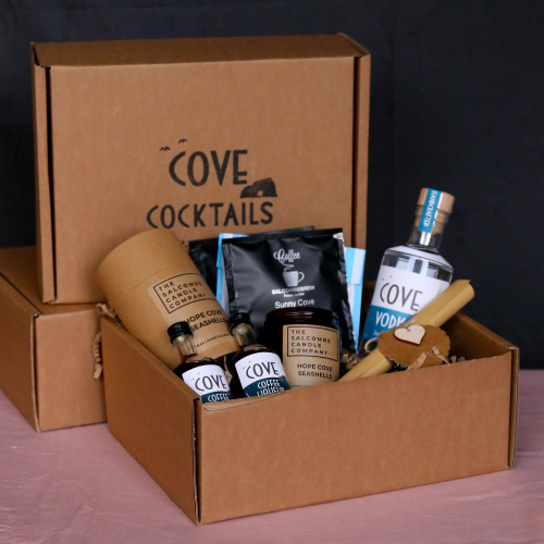 Espresso Martini Cocktail Kit Gift Box